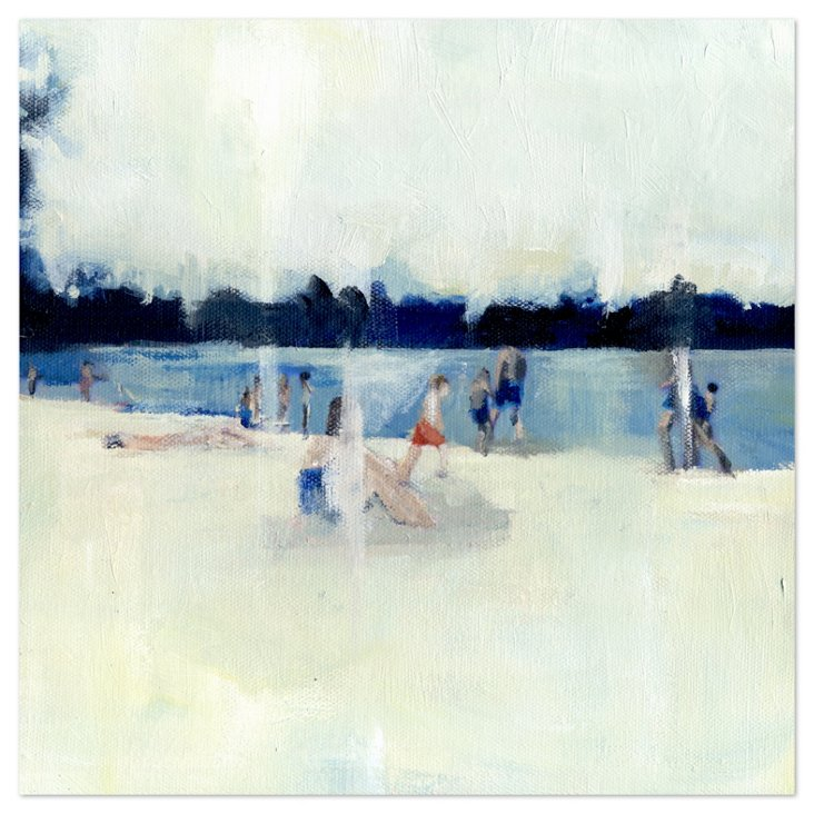 Lisa Golightly, Summer Days