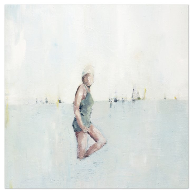 Lisa Golightly, Wading In