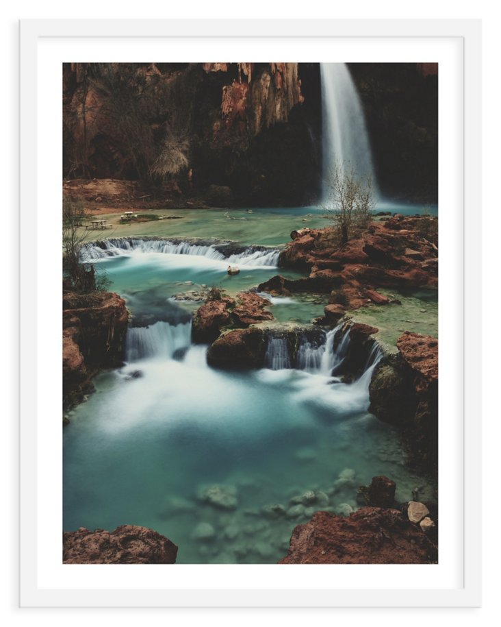 Kevin Russ, Falls