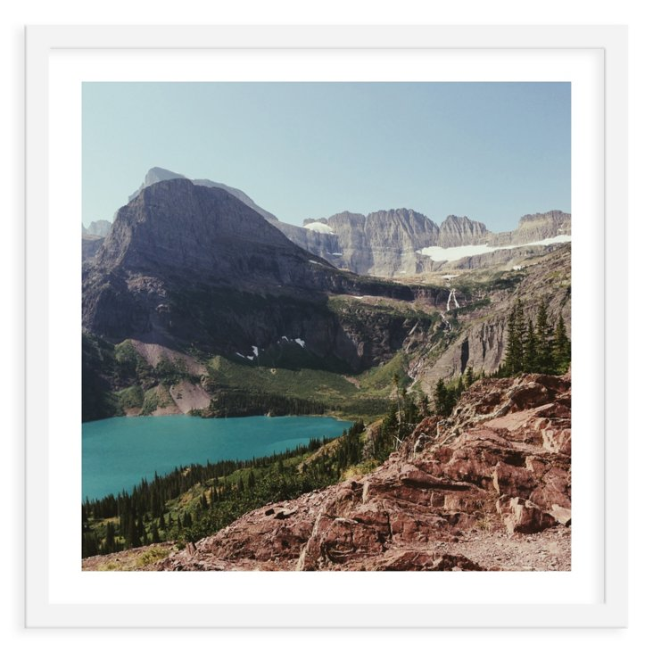 Kevin Russ, Landscape