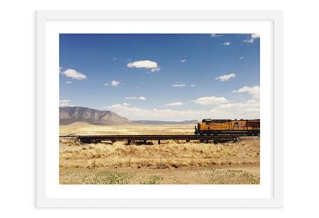 Kevin Russ, Train