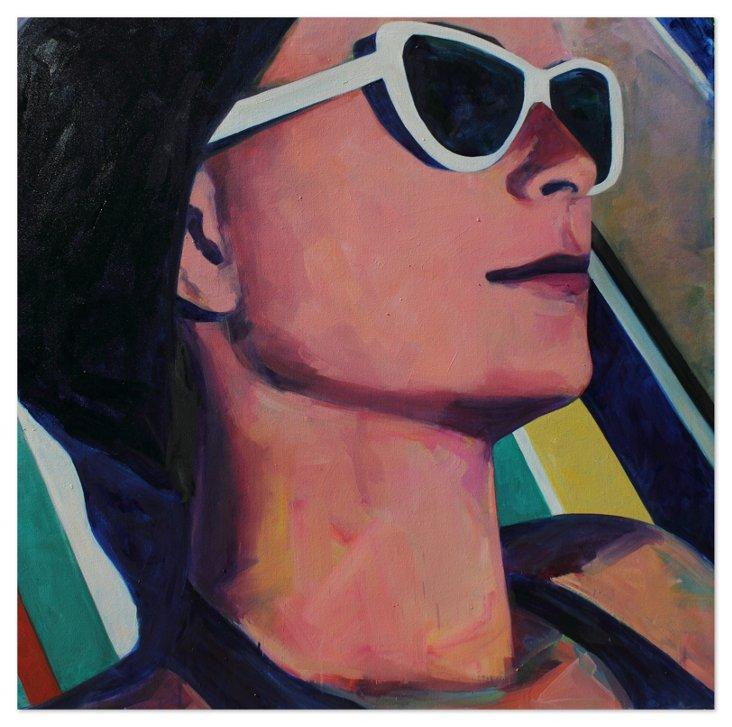 T.S. Harris, Dark Sunglasses
