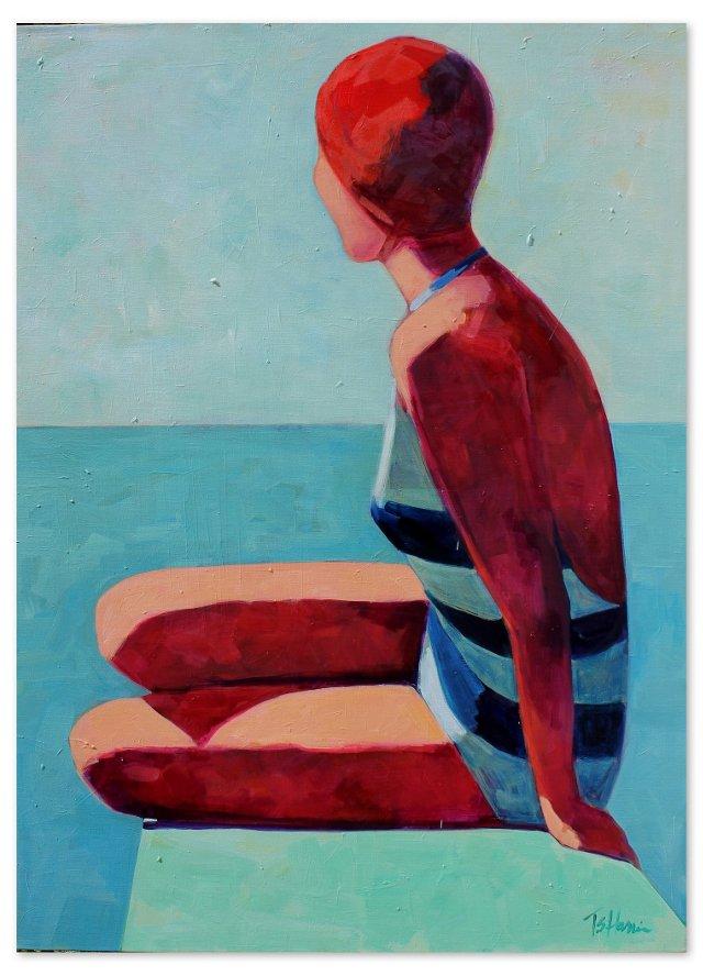 T.S. Harris, Seaside