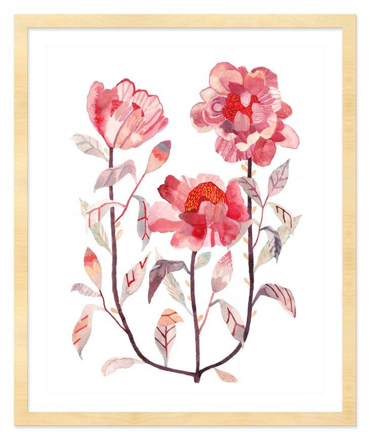 Michelle Morin, Tree Peony
