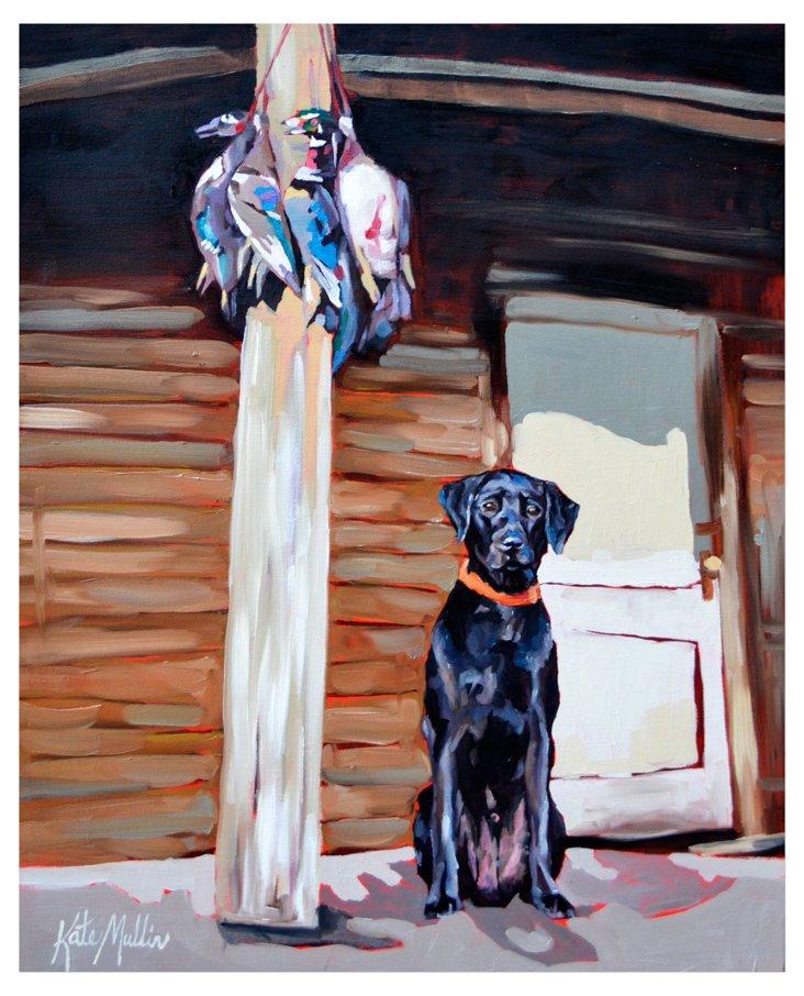 Kate Mullin, Hunting Dog