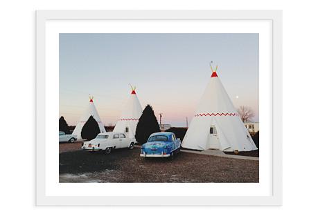 Kevin Russ, Wigwam Motel