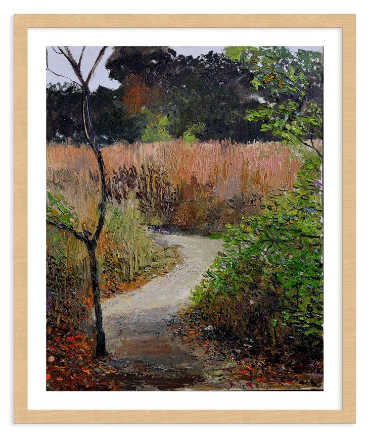 Danny Loveridge, The Trail
