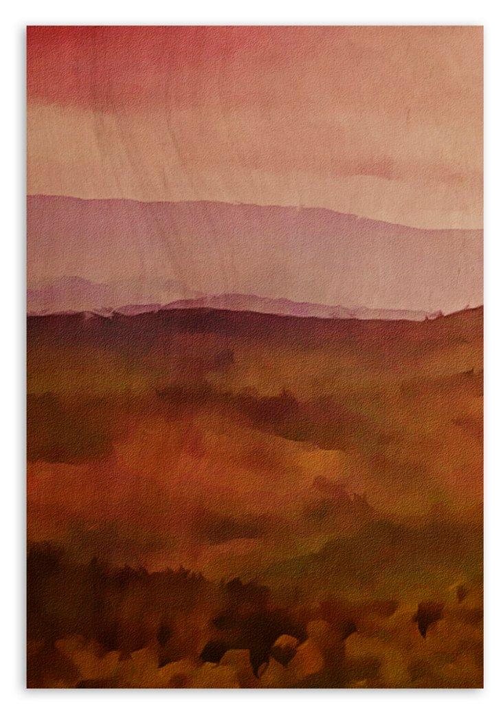 Vivid Landscape II, Birchwood