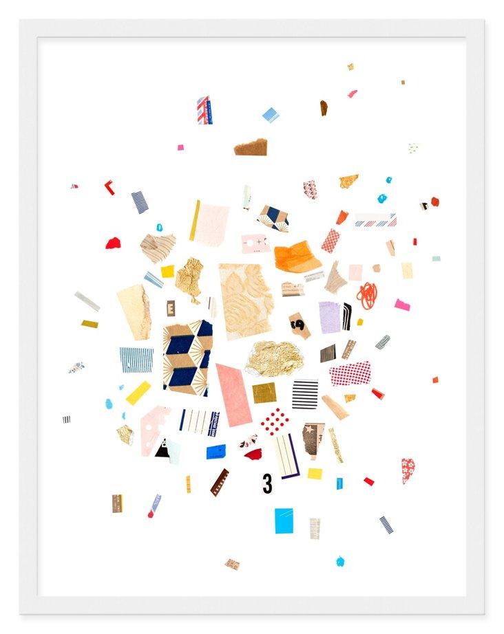 Emily Rickard, Chaos Collage