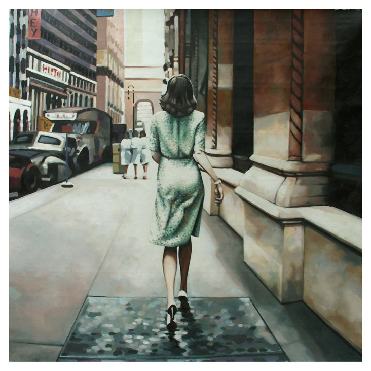 Thom Saliot, Walking Kubric
