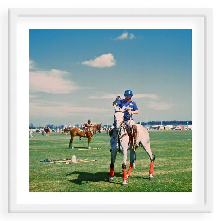 Slim Aarons, Polo in Florida
