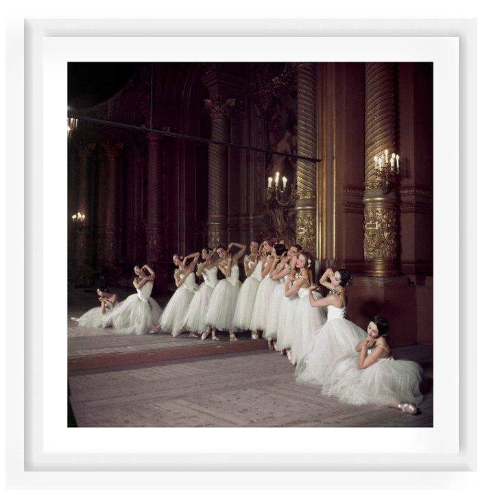 Baron, Corps de Ballet