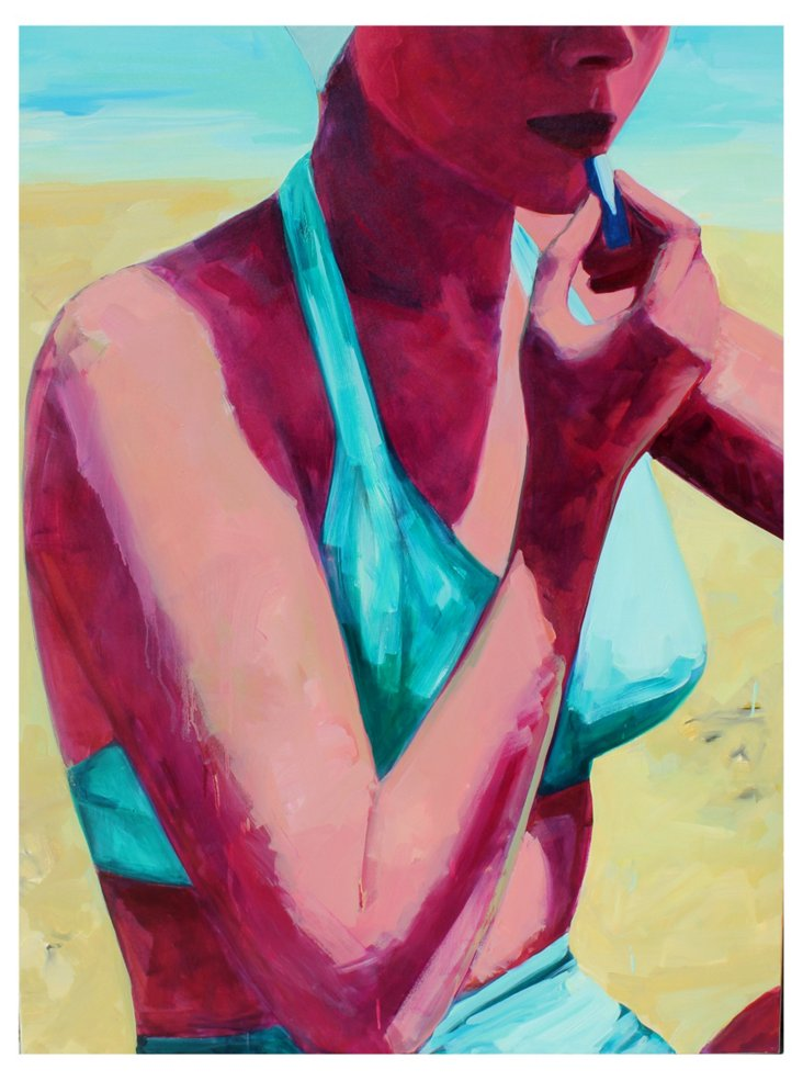 T.S. Harris, Beach Lipstick