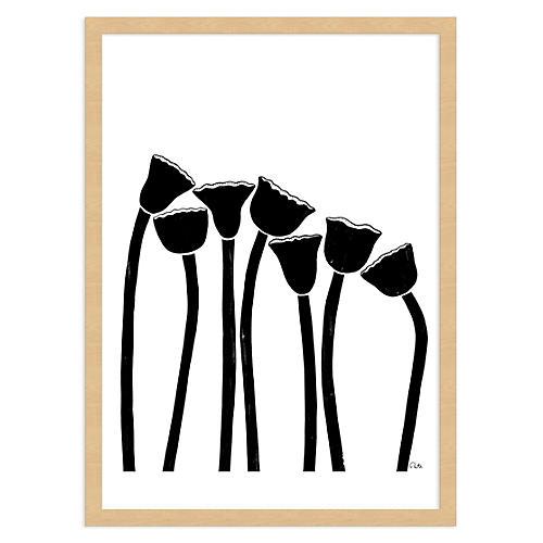 Wayne Pate, Tulips & Vase