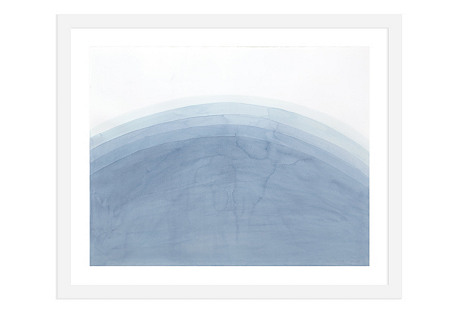 Emily Proud, Meditation in Blue