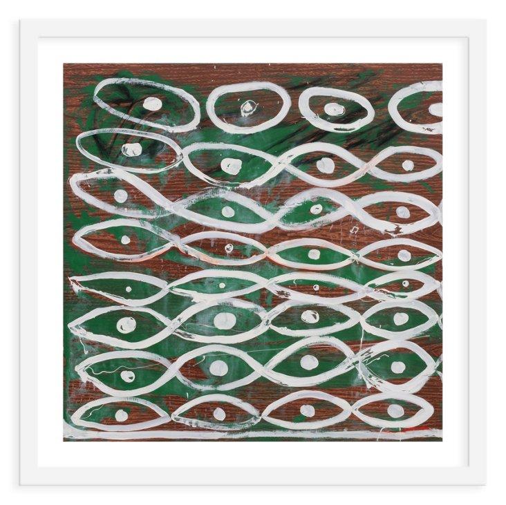 Kevin Baker, Infinite Eyes