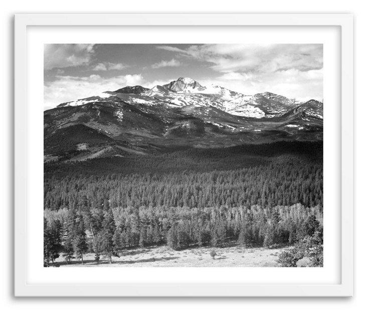Adams, Rocky Mountain National Park