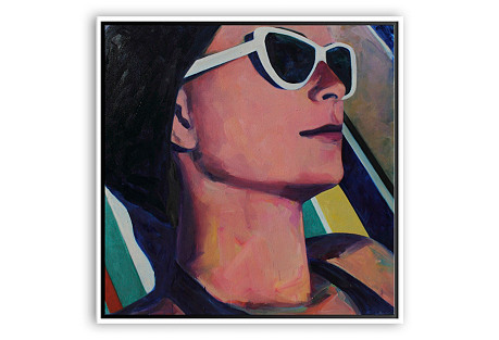 T.S. Harris, Dark Sunglasses