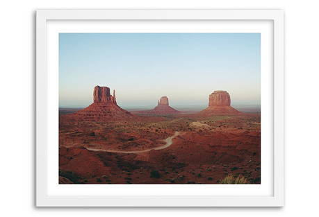 Kevin Russ, Southwest Morning Landscape