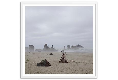 Kevin Russ, Beach Teepee