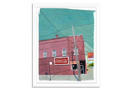 Adal Ortiz, Coca-Cola