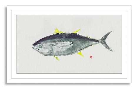 East End Fish, Yellowfin Tuna