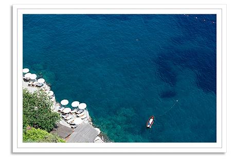 Judith Gigliotti, Amalfi Coast