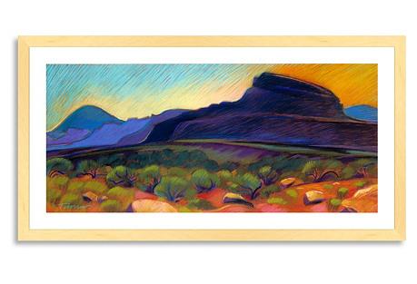 Tracy Turner, Cedar Mesa Sunset