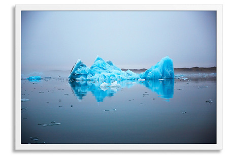 Pascal Shirley, Icelandic Icebergs #1