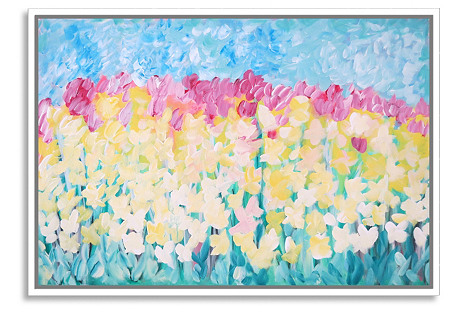 Jennifer Latimer, Springs First Blooms