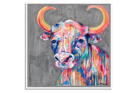 Jennifer Moreman, Ole the Bull