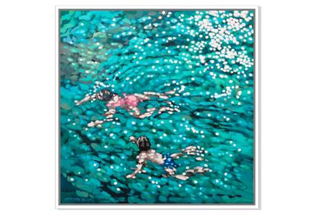 Gorden Hunt, Swim