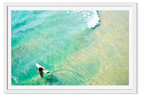 Natalie Obradovich, Midday Surf
