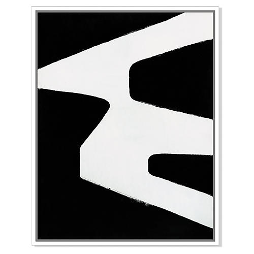 Ilana Greenberg, Asymmetry