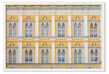 Richard Silver, Moscow Kremlin Building