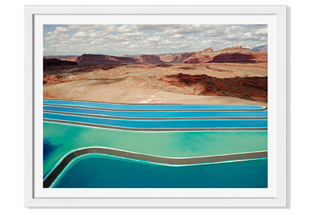 Bryce Duffy, Desert Ponds I