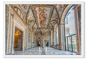 Richard Silver, Roman Room in Italy