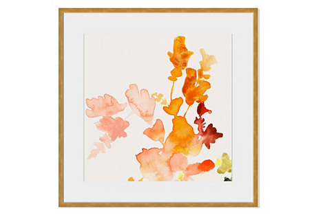 Jen Garrido, Tangerine Blooms