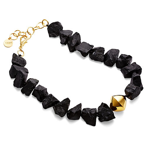 Lava Rock Necklace