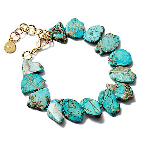 Jasper Strand Necklace