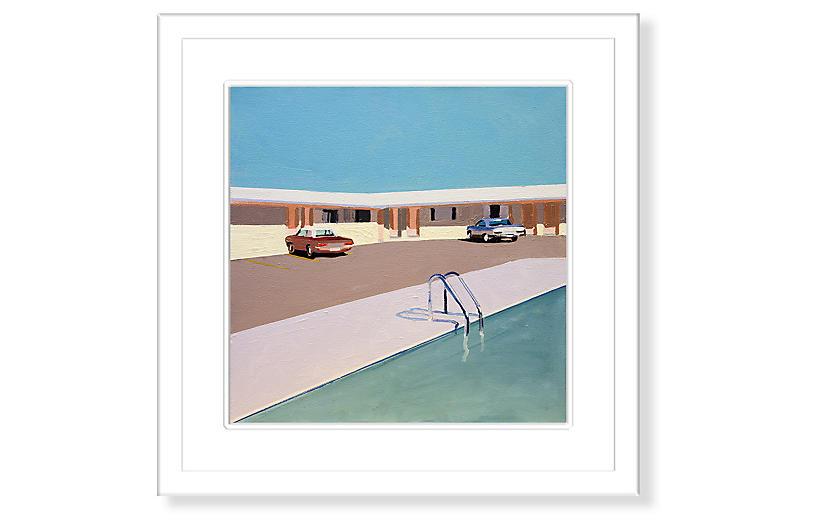 Jessica Brilli, Motel Pool