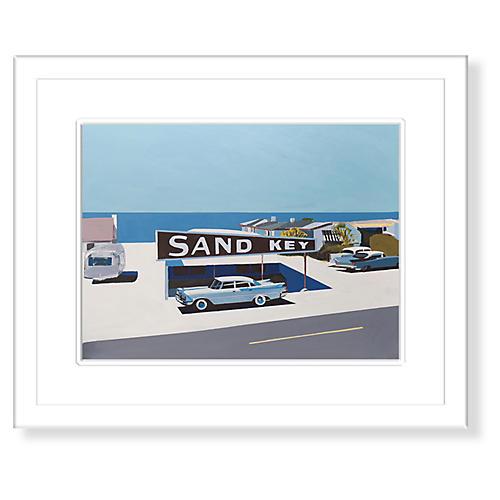Sand Key, Jessica Brilli