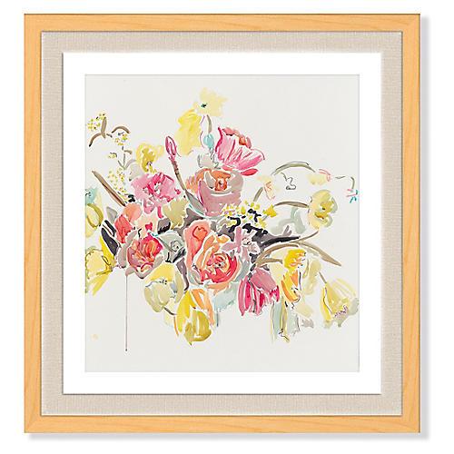 Flowers of Poetry, Kate Lewis