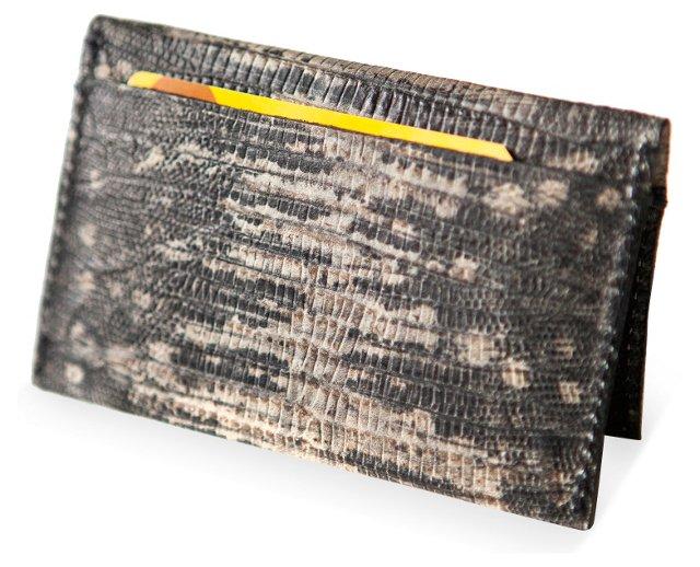 Willis Lizard Wallet