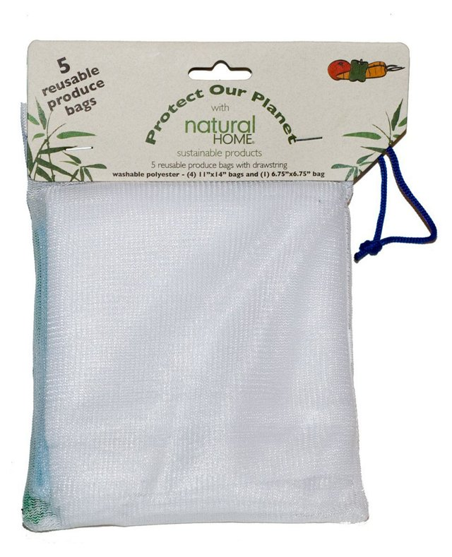 S/20 Natural Home Reusable Produce Bags