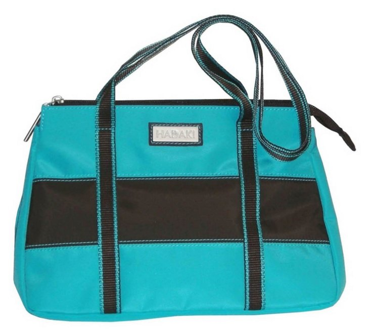 Shoe Bag, Taffy Blue