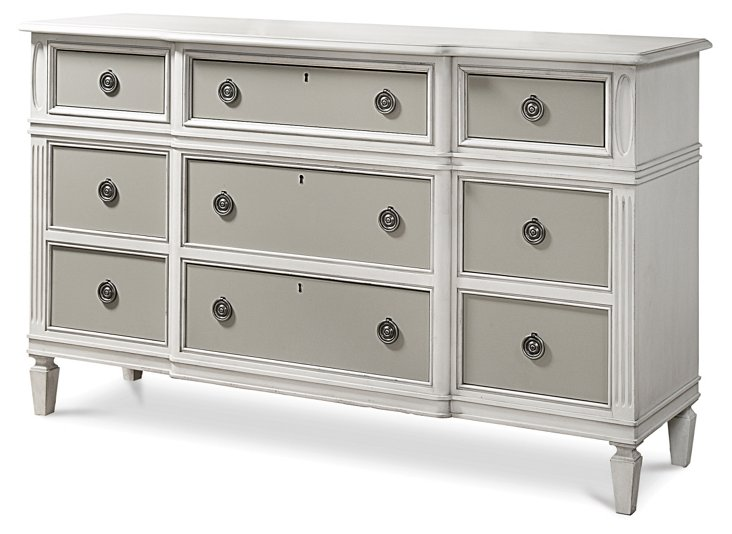 Abingdon 9-Drawer Dresser