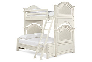 Thea Kids' Bunk Bed, Twin Over Full
