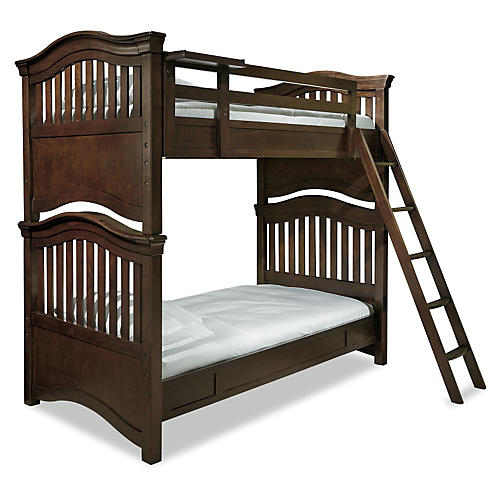 Lilly Classic Bunk Bed, Java