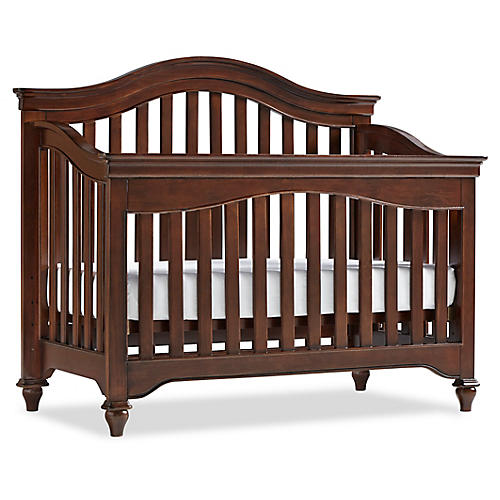 Mason Curved Crib, Java